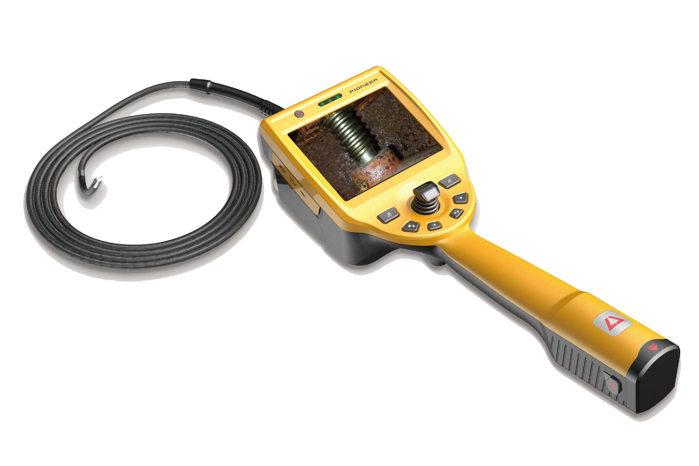 5寸一体化手持式工业内窥镜FB150