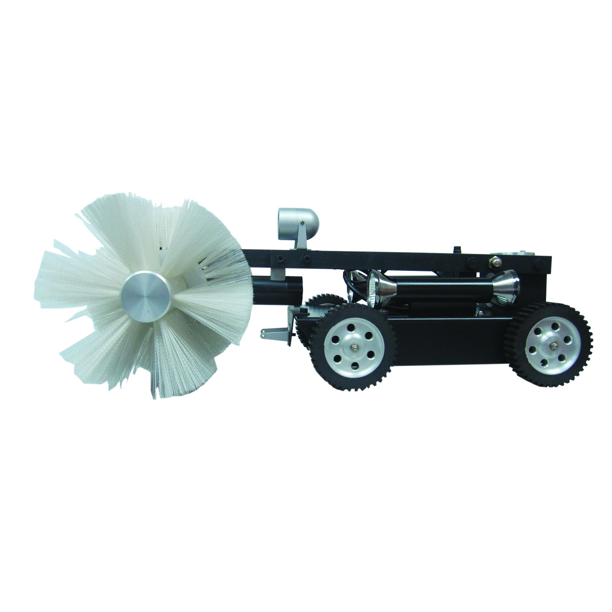 FB603 中央空调管道清洗机器人