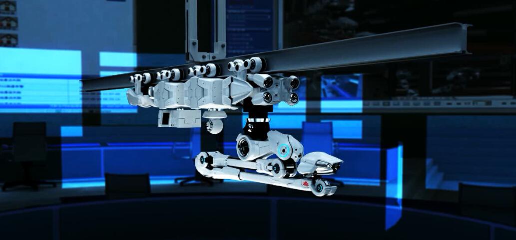USR管廊巡检机器人