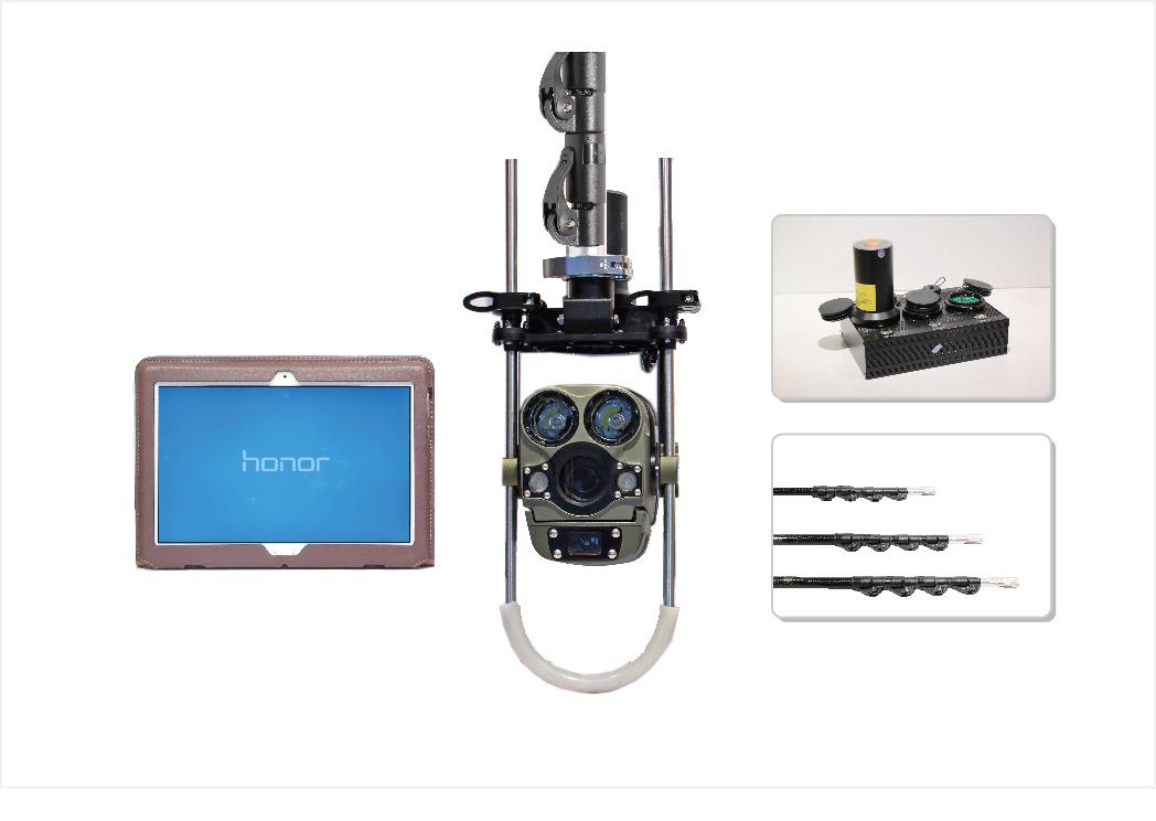 高清无线管道视频检测仪FB8E