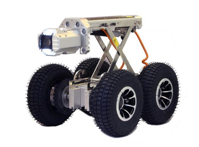 高清管道爬行机器人-FB20X