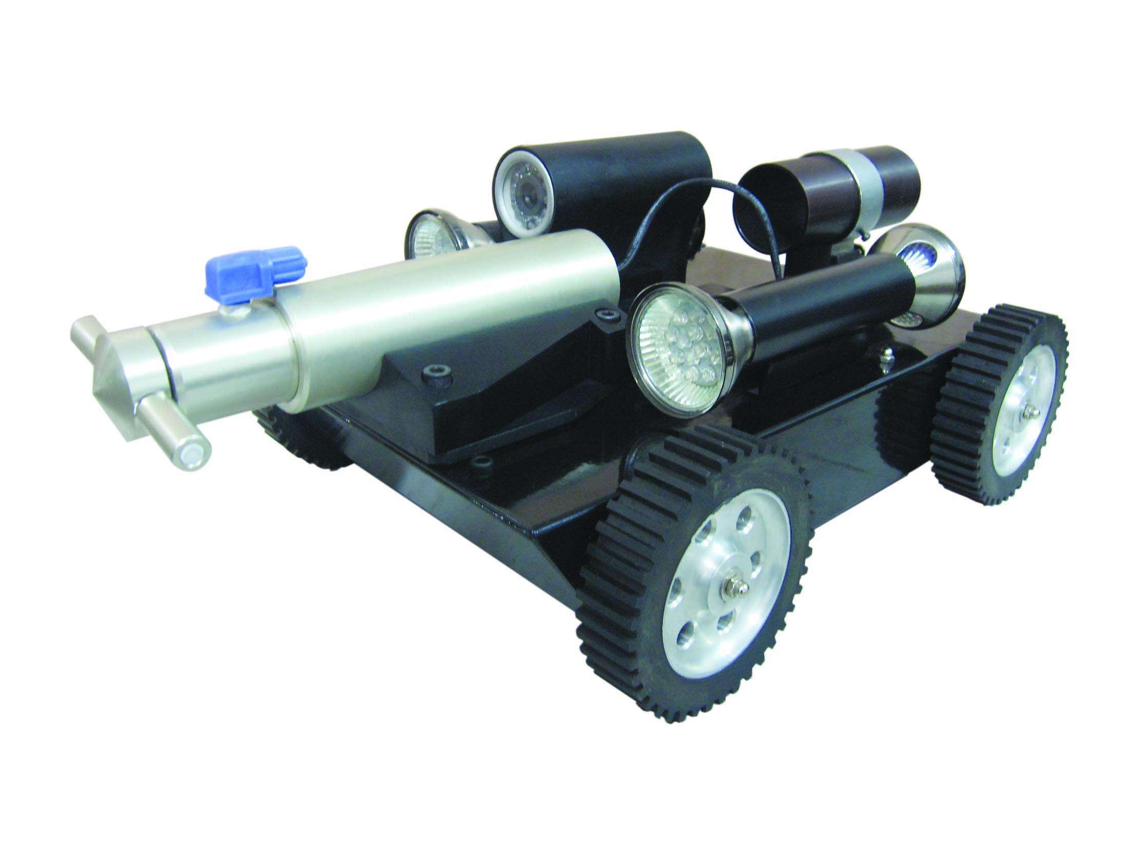 FB606-中央空调风管喷雾消毒机器人