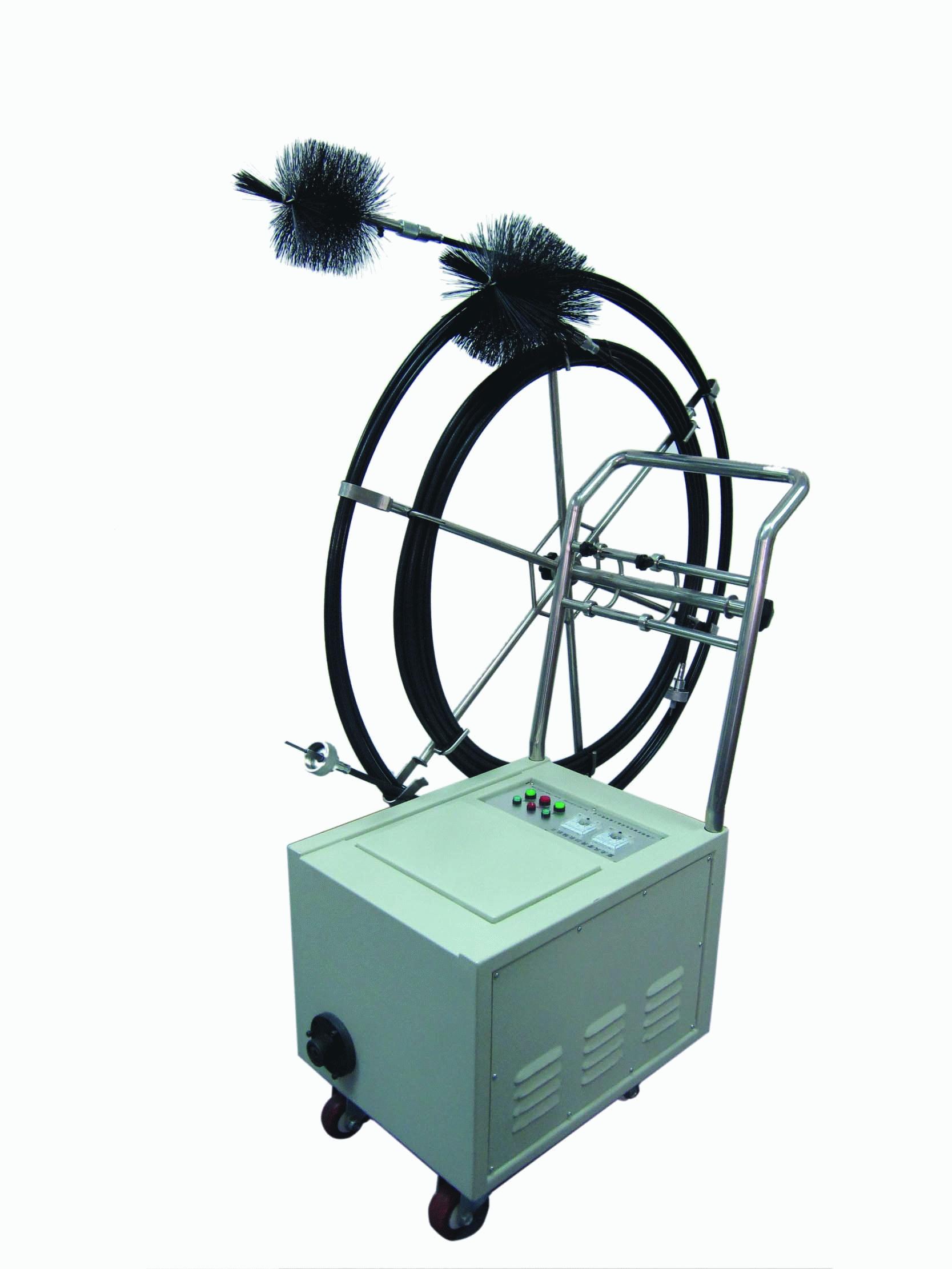 FB610-中央空调普通风管清洗软轴机