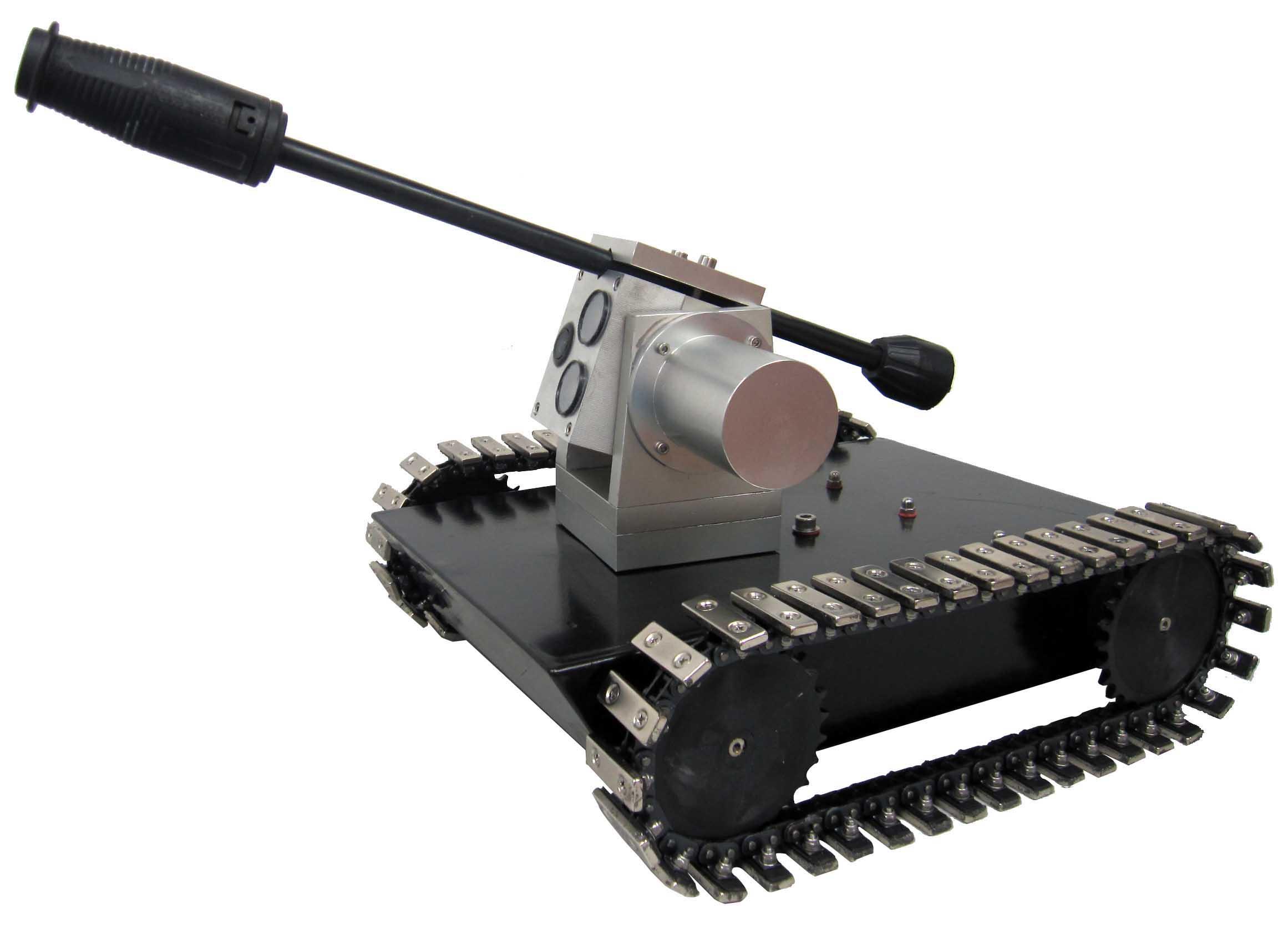 FB606 油烟管道清洗与检测机器人